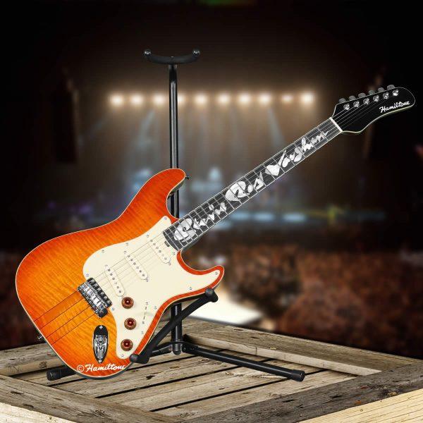 Hamiltone Stevie Ray Vaughan Electric Guitar