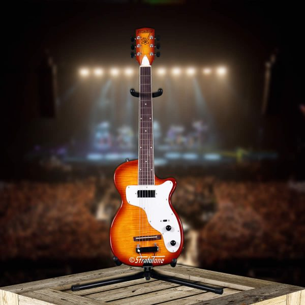 Stratotone Travel Size Electric Guitar